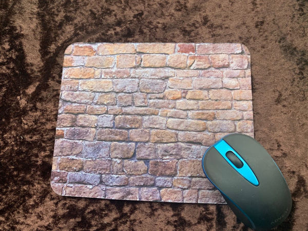 Picture of Stone Wall   - MOUSE MAT