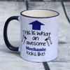 Picture of This is what an awesome Mechanic looks like - CERAMIC MUG