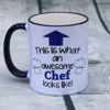 Picture of This what an awesome Chef looks like    - CERAMIC MUG