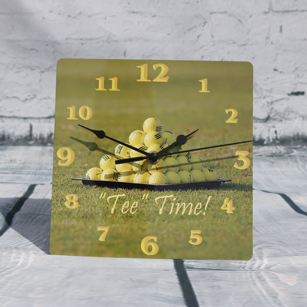 Picture of Tee Time (golf clock)