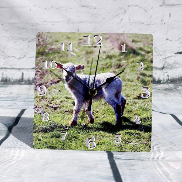 Picture of Lamb Clock