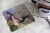 Picture of Red Kite #3 - Aluminium Drinks Coaster