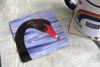 Picture of Swan (Black) #1 - Aluminium Drinks Coaster