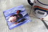 Picture of Little Grebe - Aluminium Drinks Coaster