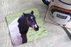 Picture of Horse #1 - Aluminium Drinks Coaster