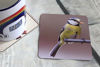 Picture of Blue Tit #3 - Aluminium Drinks Coaster