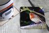 Picture of Robin #2 - Aluminium Drinks Coaster
