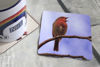 Picture of Robin #3 - Aluminium Drinks Coaster