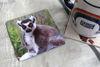 Picture of Lemur #1 - Aluminium Drinks Coaster