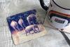 Picture of Elephant - Aluminium Drinks Coaster