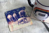 Picture of Elephant - Aluminium Drinks Coaster - copy