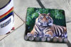 Picture of Tiger - Aluminium Drinks Coaster - copy